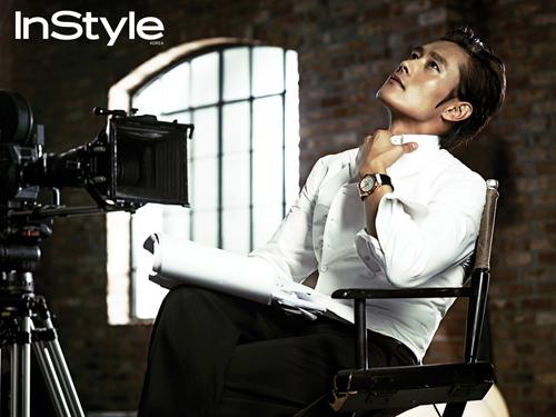 イ・ビョンホン、CineAsiaで「今年のスター賞」受賞しアジアのトップスターに!