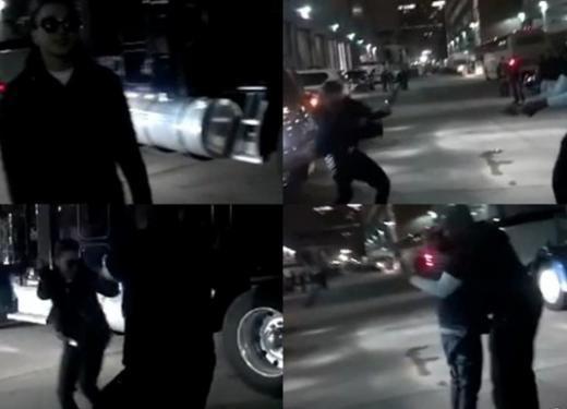 BIGBANGテヤン、黒人ファンとのダンスバトル映像を公開