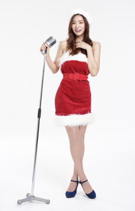 シン・セギョン、クリスマスにぴったりの甘いキャロルソングをプレゼント