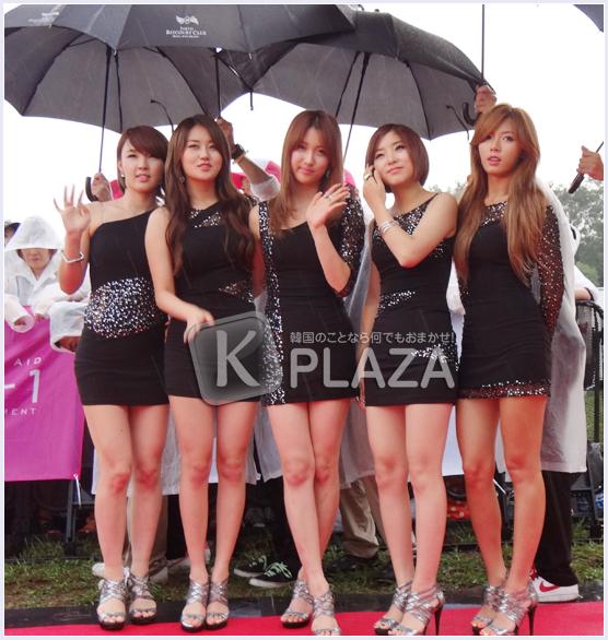 4minuteのプロフィール|韓国アイドルプロフィールと作品情報