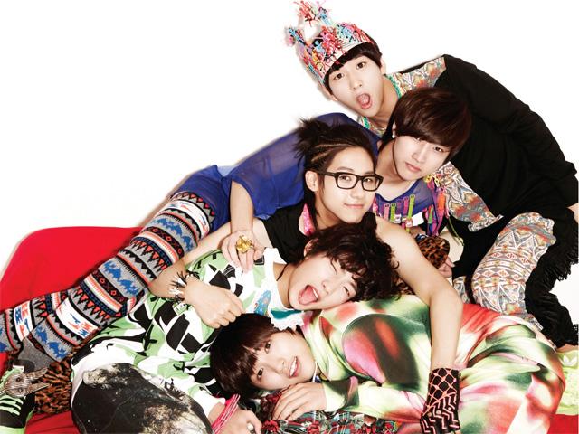 B1A4(ビーワンエーフォー)のプロフィール|韓国アイドルプロフィールと作品情報