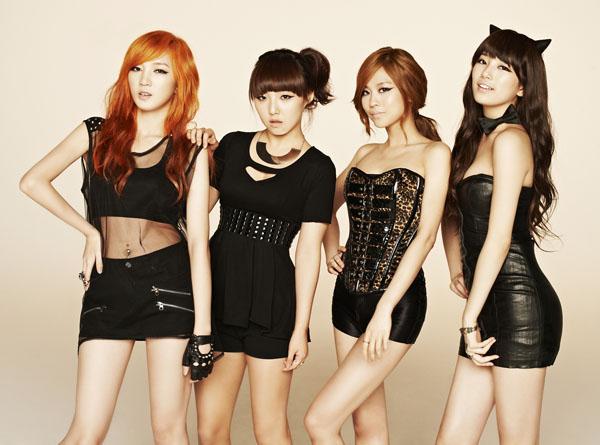 MissA(ミスエイ)のプロフィール|韓国アイドルプロフィールと作品情報