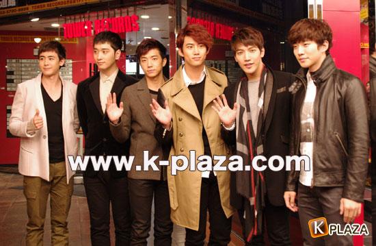 2PM来日写真10