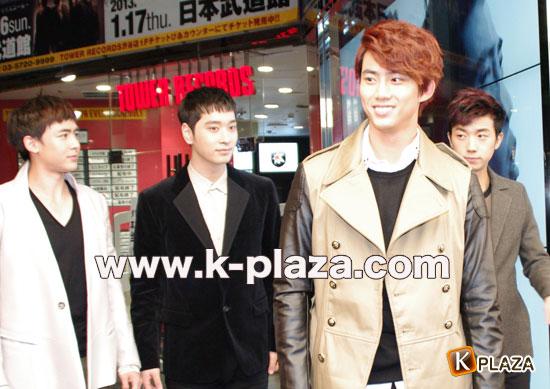 2PM来日写真5