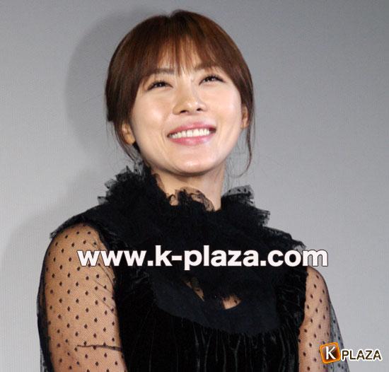 ハ・ジウォン舞台挨拶の写真4