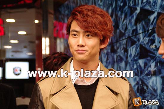 2PM来日写真7