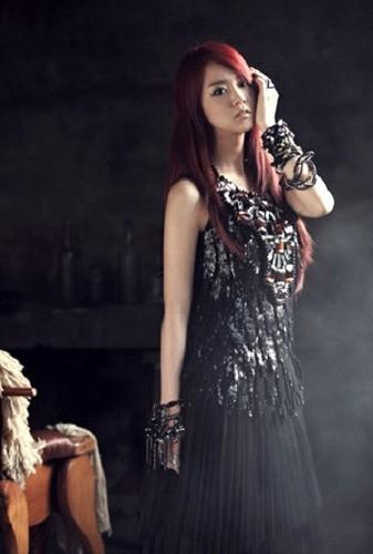 KARA(カラ)ハン・スンヨン、ソロ曲で率直な自分の気持ちを告白!