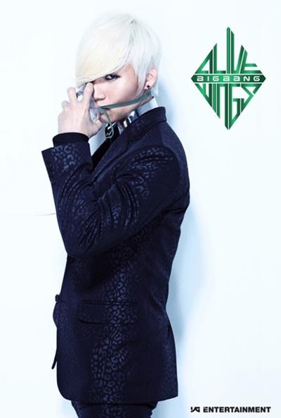 BIGBANGテソン(D-LITE)、来年2月に日本でソロデビュー