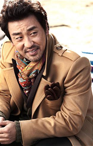 リュ・スンリョンのプロフィール|韓国俳優プロフィールと出演作情報