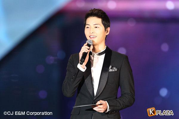 2012 Mnet Asian Music Awards in 香港 フォトギャラリー ソン・ジュンギ編
