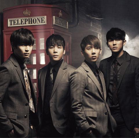 2AM(トゥーエーエム)のプロフィール|韓国の人気K-POPアイドルプロフィールとアルバム情報