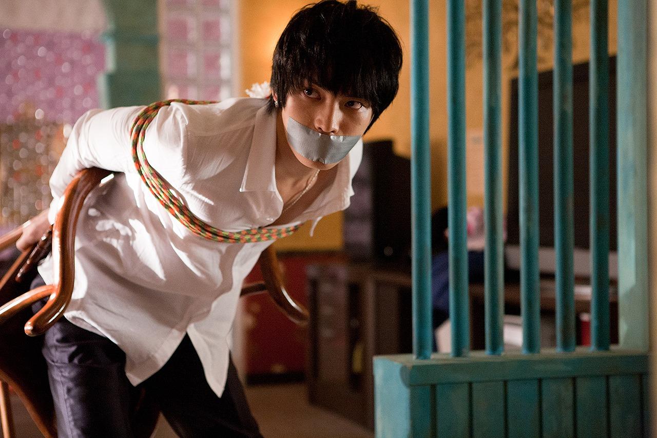ジェジュン(JYJ)映画初主演作!超話題作が待望の日本上陸!映画『コードネーム:ジャッカル』