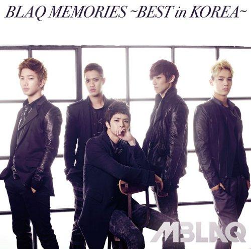 MBLAQ(エムブラック)のプロフィール|韓国の人気K-POPアイドルプロフィールとアルバム情報