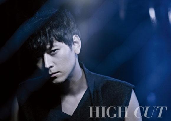 HIGH CUT(ハイ・カット) カン・ドンウォン