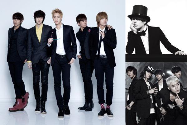 「MBLAQ」「BIGSTAR」「D-UNIT」動画メッセージ到着!!第64回さっぽろ雪まつり K-POP FESTIVAL2013