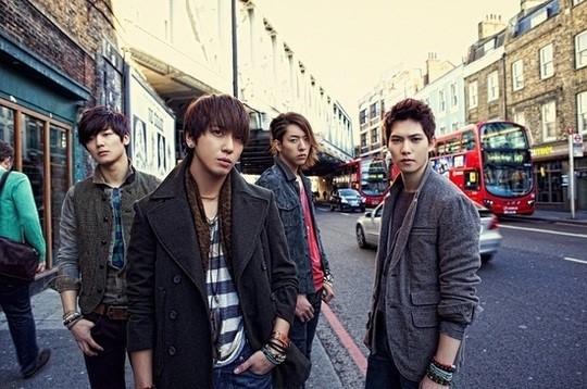 CNBLUE(シーエヌブルー)、ニューアルバムのジャケット写真公開!