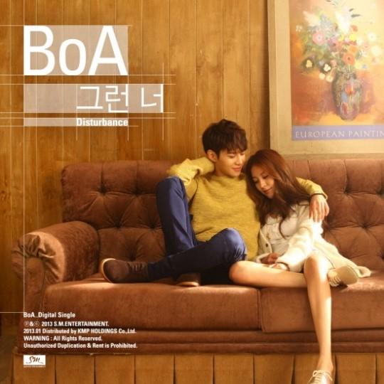 BoA(ボア)、韓国初の単独コンサートで新曲を初披露!