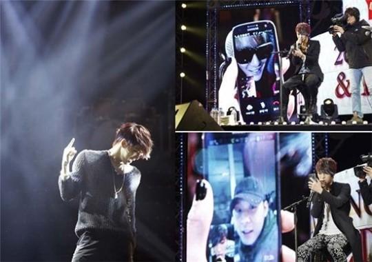 JYJキム・ジェジュン、初のソロコンサートに1万6千人が熱狂!