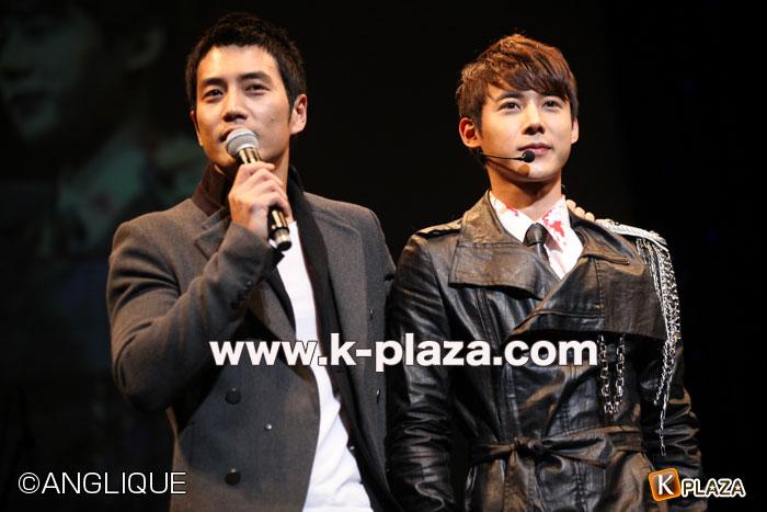 チュ・サンウク『Joo SangUk Christmas Live & Talk 2012』取材レポート