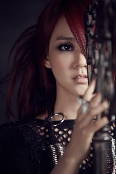 KARA(カラ)ハン・スンヨン、ドラマ「チャン・オクジョン」で本格的に女優デビュー