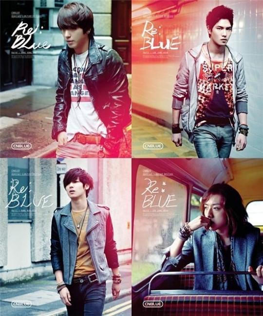 CNBLUE、ニューアルバムの限定版が大人気!売り切れ続出