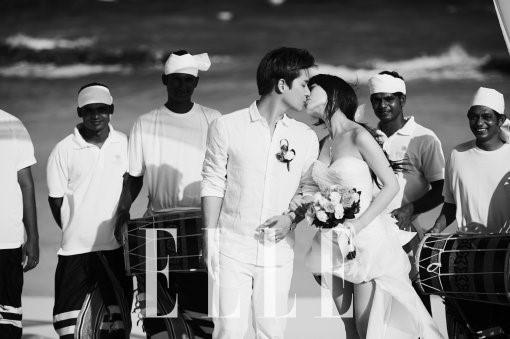 Wonder Girls(ワンダーガールズ)ソネ、ハネムーンの写真と夫との出会いを公開