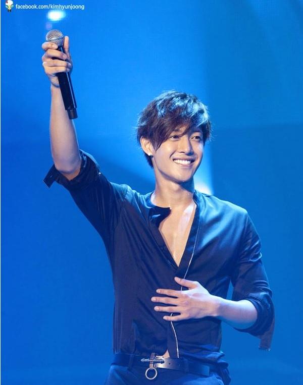 キム・ヒョンジュン、日本全国ツアーは大成功!