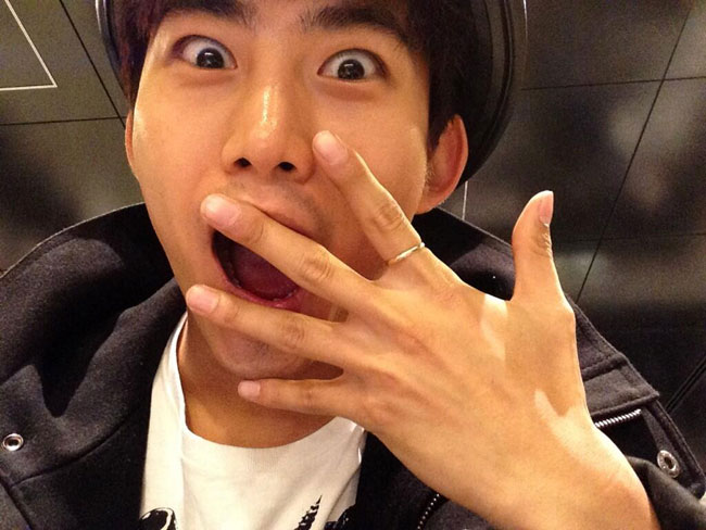 2PMテギョン、カップルリング疑惑をユニークに釈明!