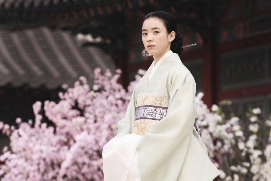 時代劇が最もよく似合う女優1位はハン・ヒョジュ!
