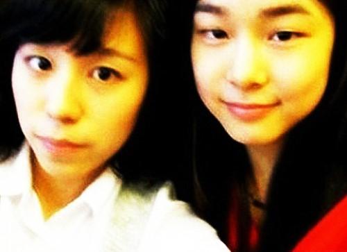 キム・ヨナ、姉とのツーショット写真が注目集める!
