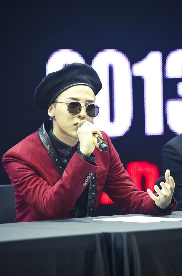 BIGBANG(ビッグバン)のG-DRAGON、先輩PSYとはライバル関係?