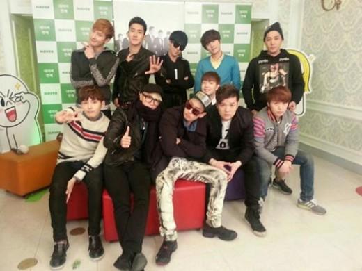 Super Juniorのチャットイベントにコメント殺到!Super Show5のネタバレも!
