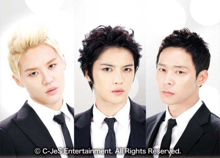 JYJ 4月2日~4日 東京ドームで来日コンサート決定!