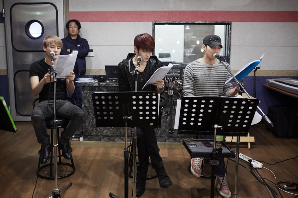 JYJ、来月の東京ドームライブ練習風景を公開!