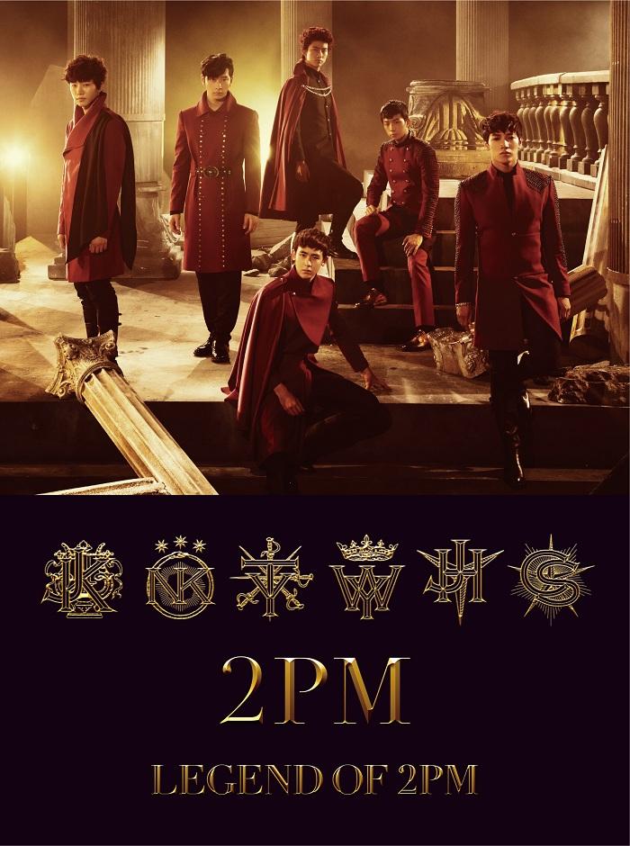 2PM、ミュージックバンクinジャカルタでセクシーな舞台を披露!