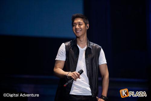 """キム・ヒョンジュン 『Kim Hyun Joong Japan Tour 2013 """"UNLIMTIED""""』代々木公演 取材レポート"""