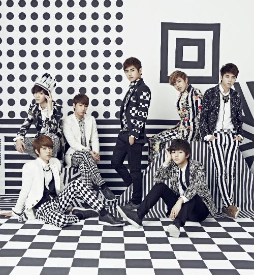 INFINITE(インフィニット)、全曲日本語による日本1stアルバム写真公開!ヤフオクドームで始球式!