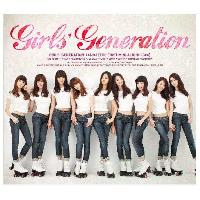 少女時代「Gee」、Youtube再生回数でK-POPアイドル初の快挙!