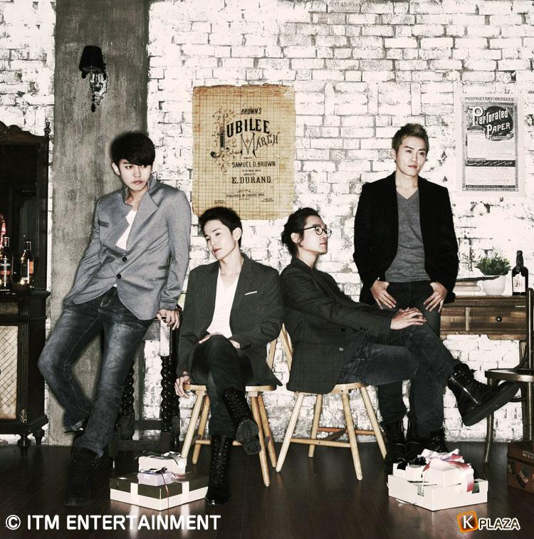 韓国のゴスペラーズ4人組ボーカルグループ「ノウル」7月東京にて初の単独公演開催