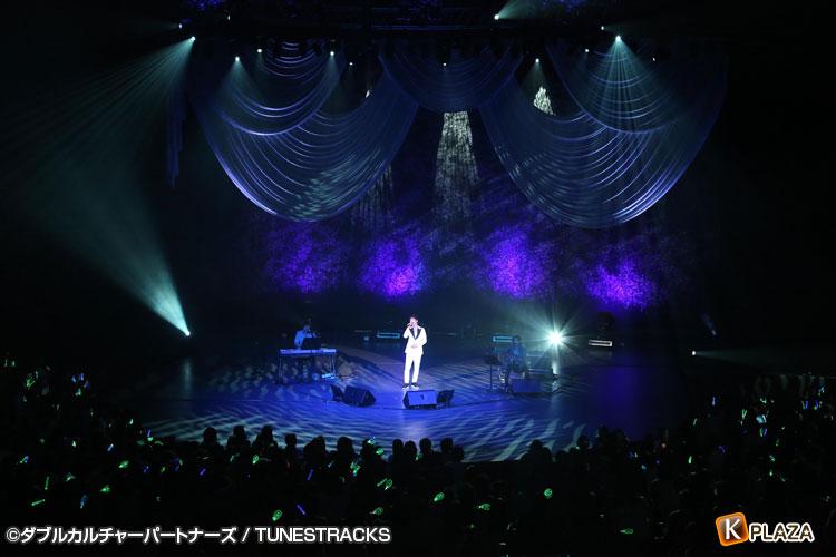 韓国人気俳優ユン・サンヒョン 日本デビュー3周年記念ツアーファイナルで感動のフィナーレ!
