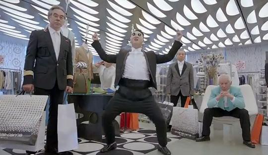 さすがPSY(サイ)は太っ腹!「ジェントルマン」の音源収入5億ウォンを寄付