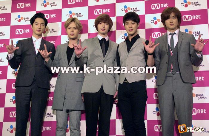「ずっと、もっと、Mnet!と・と・とキャンペーン感謝祭」超新星フォトセッションレポート!