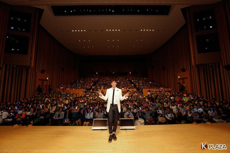 キム・ボム ファンミーティング「KIM BEOM Fan Meeting 2013 in TOKYO」取材レポート!