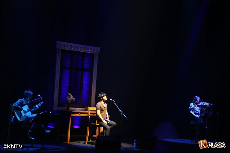 キム・ジノ 「Kim Jinho First Solo Concert 2013」取材レポート!