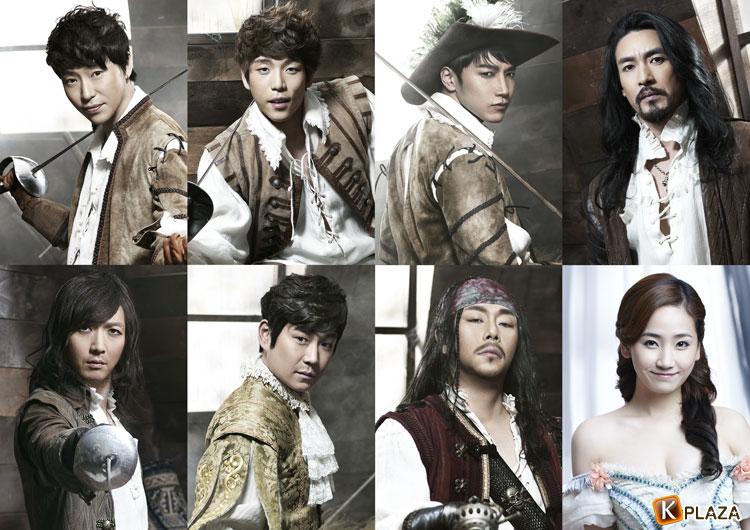 オム・ギジュン、チャンミン(2AM)、Jun. K(2PM)他、ミュージカル 『三銃士』出演者 第一次発表!