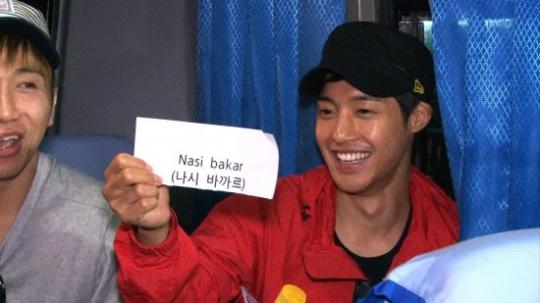キム・ヒョンジュン、バラエティ番組での迷言で今週末の韓国のお茶の間は爆笑の渦に?!