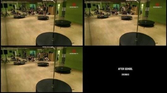 AFTERSCHOOL(アフタースクール)、練習中の監視カメラ(CCTV)公開という新たな試み?!