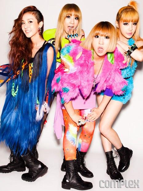 2NE1、7月にレゲエ曲でカムバック、10月にはニューアルバムリリース