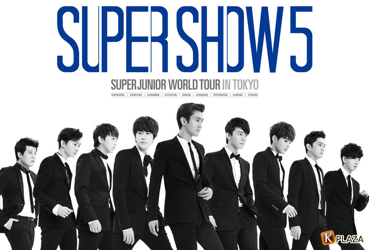 SUPER JUNIOR(スーパージュニア)待望の日本1st アルバム「Hero」が7月に発売決定!