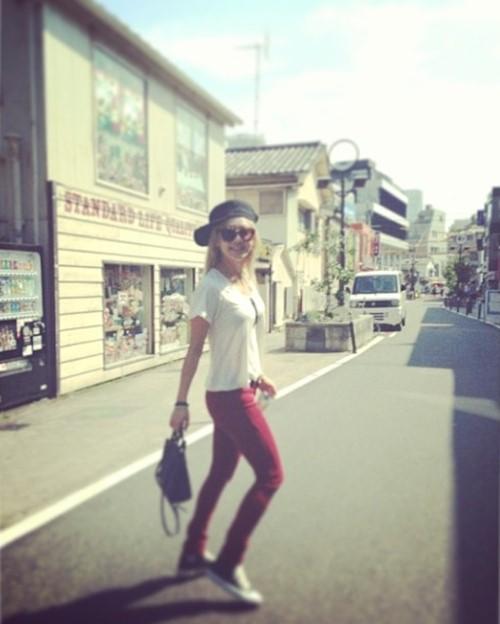 少女時代ヒョヨン、日本で撮影した写真を公開